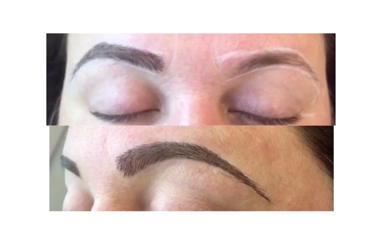 Eye Brow Extension Class