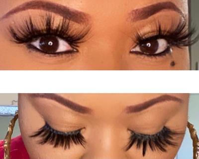 Strip Eye Lash Class