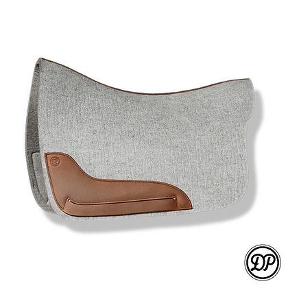 FL03 Wool felt pad Baroque Grey or White