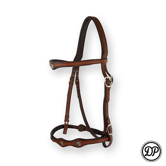 SF21 Soft Feel Baroque Deluxe Headstall