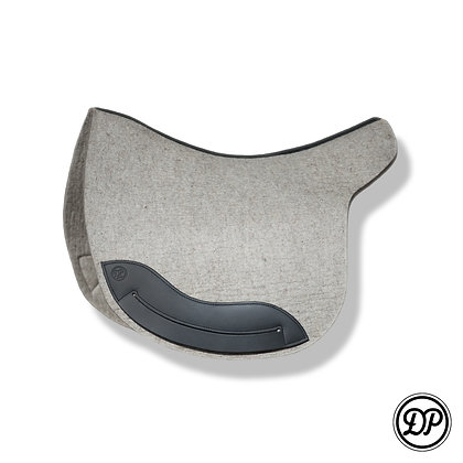 FL02 Wool felt pad Impuls, El Campo Grey or White