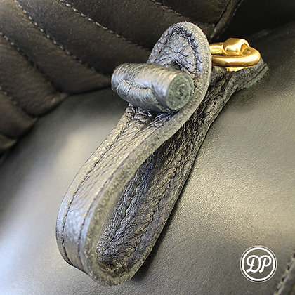 Stirrup holder Leather Loop