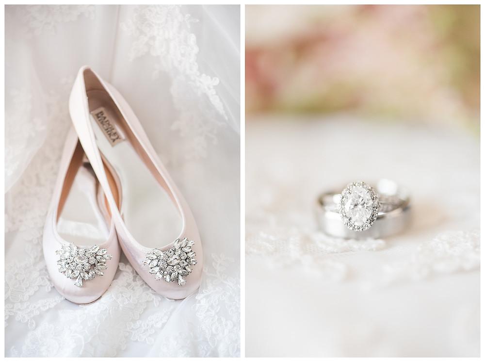 Cat-Granger-Photography-Wedding-photographer-summer-2019-details-pink-blush-badgley-mischka-pearls-navy-blue-suits-kay-jeweler-wedding-bands