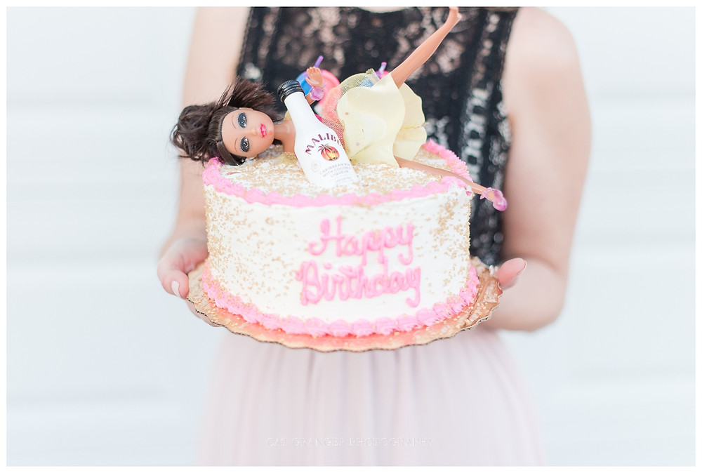 dirty thirty cake birthday 30 31st