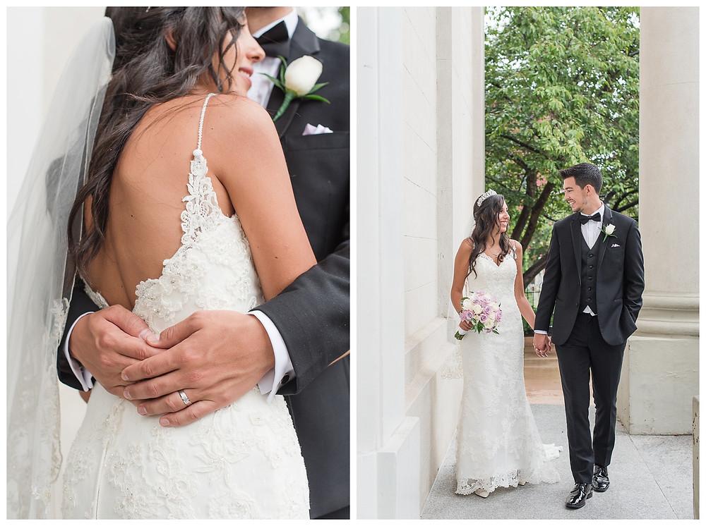 Georgetown-Washington-DC-Wedding-Summer-Rain-Urban-Holy-Trinity-Catholic-Church