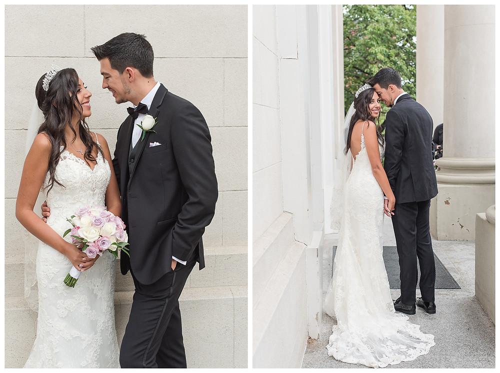 Georgetown-Washington-DC-Wedding-Summer-Rain-Urban-Holy-Trinity-Catholic-Church-lilac-wedding