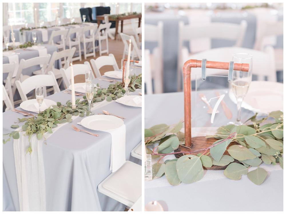 cat-granger-photography- Historic-shady-lane-wedding-perinwinkle-gray-blue-wedding-copper-green-romantic-minimalistic-décor-eucalyptus