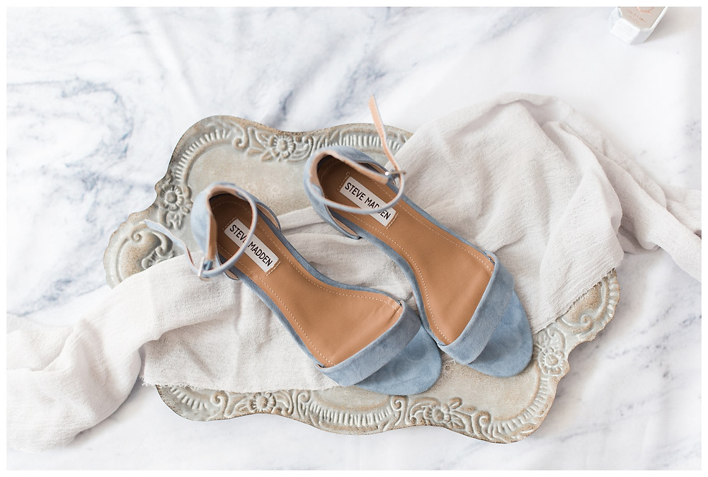 Periwinkle-steve-madden-shoes-wedding-details-gray-copper-romantic-Maryland-Pennsylvania-photographer