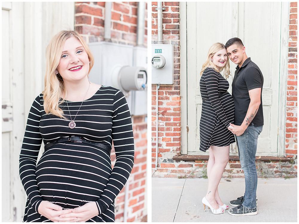 downtown-valdosta-maternity-photo-military