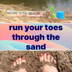 sandcastles and shells