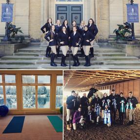 proud to sponsor Toronto Uni Equestrian