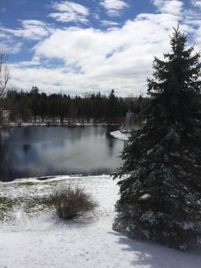 The start of winter