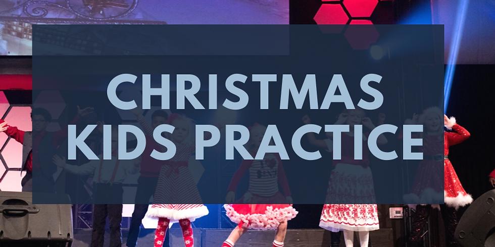 CNT: Christmas Kids Practice