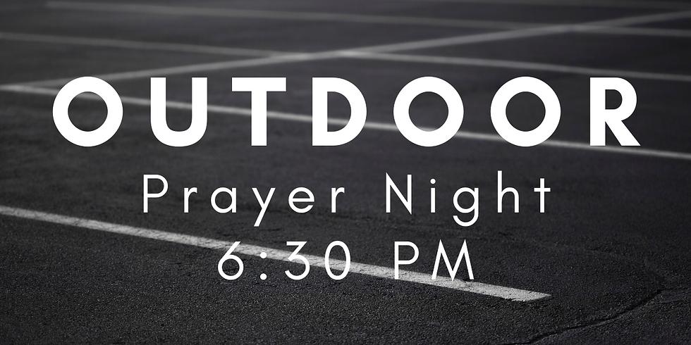 Outdoor Prayer Night