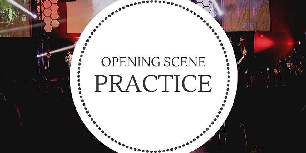 CNT: Opening Scene Practice