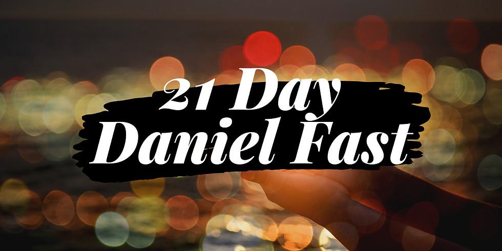 Church Wide Daniel fast
