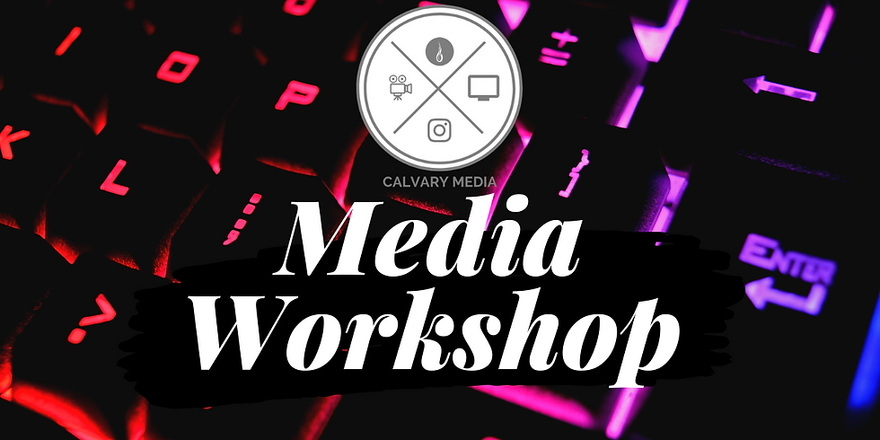 Media Workshop: Running a church computer
