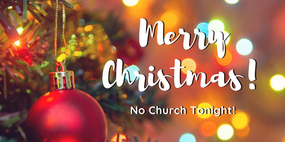 No Church!