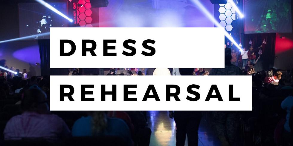 CNT: Dress Rehearsal