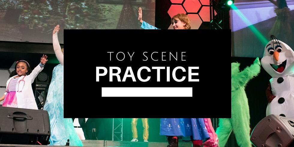 CNT: Toy Scene Practice