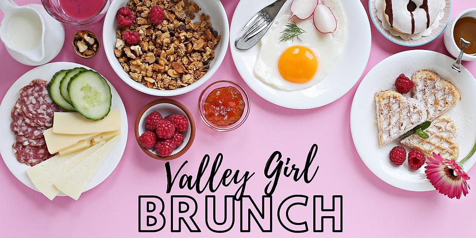 Valley Girl Brunch & Vision Casting