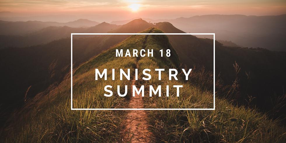 Ministry Summit
