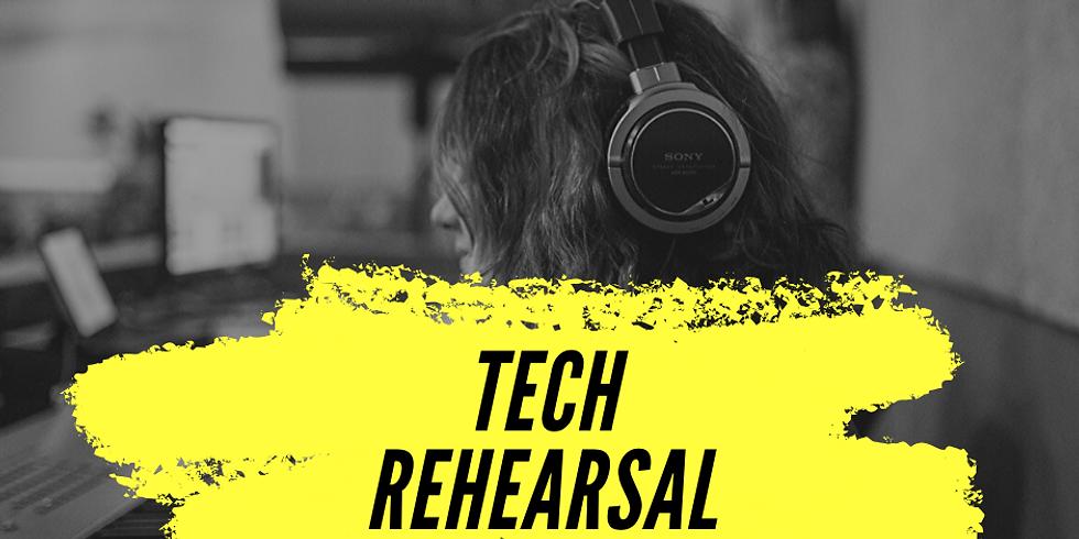 CNT: Tech Rehearsal