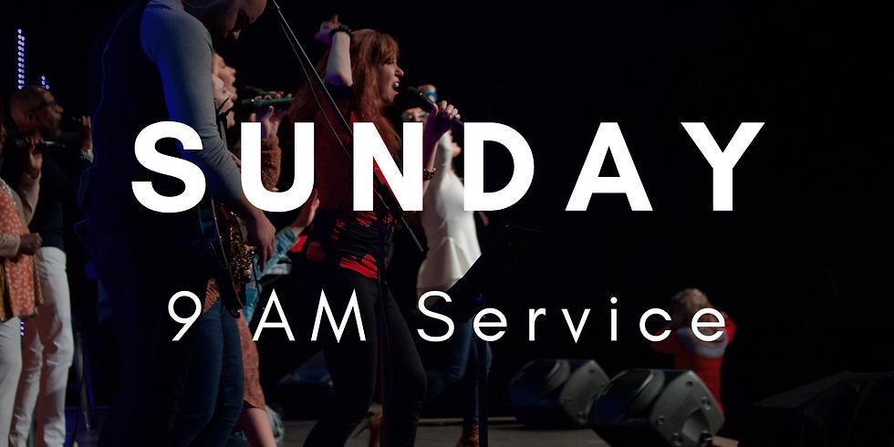 Sunday 9AM Service