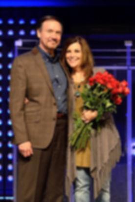 Pastor George and Phyllis Sawyer