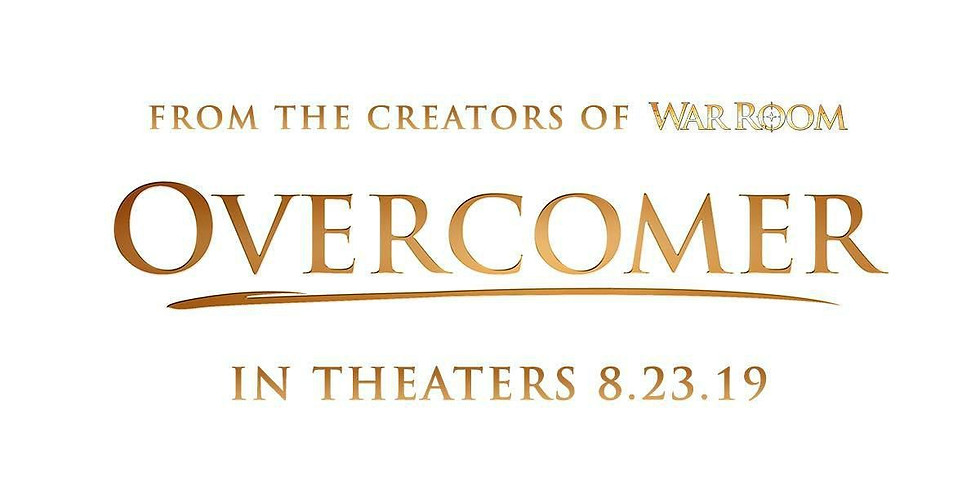 Encore Overcomer Movie and Dinner