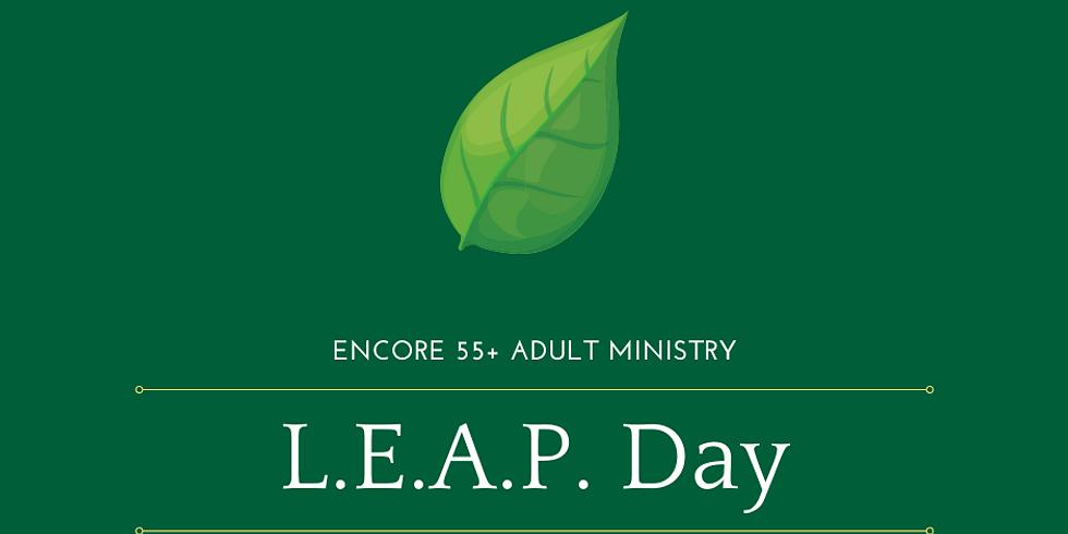 Encore L.E.A.P. Day