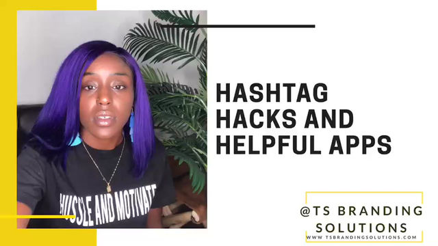 Hashtag Hacks And Helpful Apps