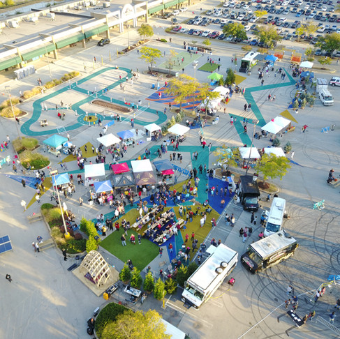Reflections on the Burtonsville Placemaking Festival
