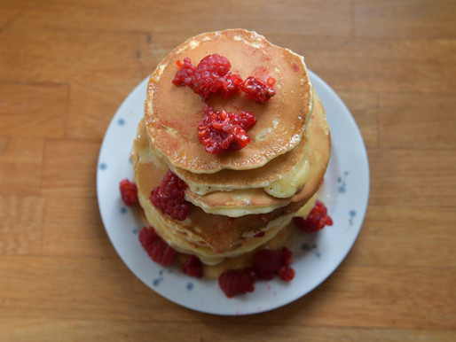 Powdies Secret Recipe (Part 4): Getting ready for Pancake Day