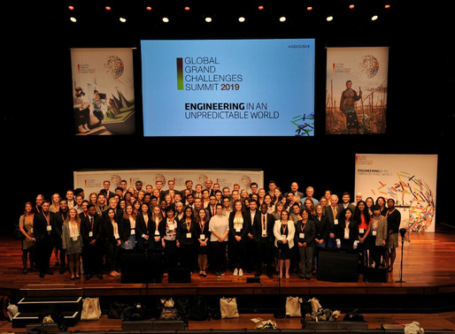 Tackling an unpredictable world with global engineering talents