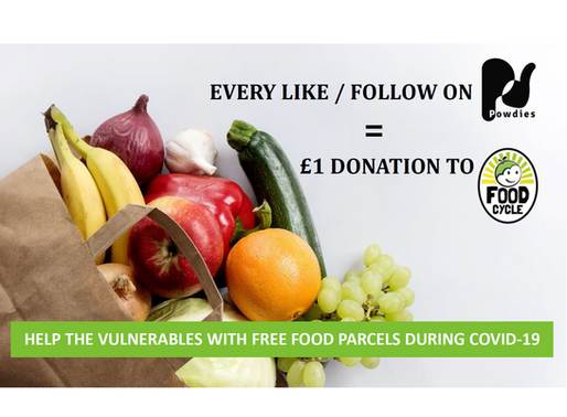 Like our social media pages to help FoodCycle during this difficult time of COVID-19 outbreak