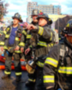 Yesterday afternoon Hackensack Fire Depa