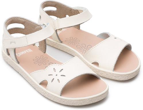 Miko Sandals (cream)
