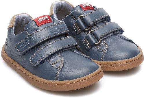 UNO ādas apavi (zils/navy)