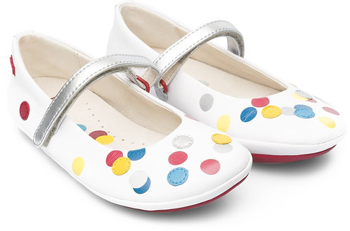 TWINS kurpītes (krāsainas/multicolor)