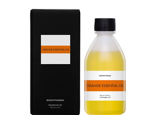 ORANGE ESSENTIAL OIL 250 ML