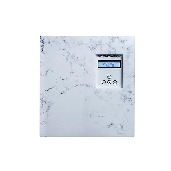 SCENTMEGA S-1000 DIFFUSER MARBLE WHITE