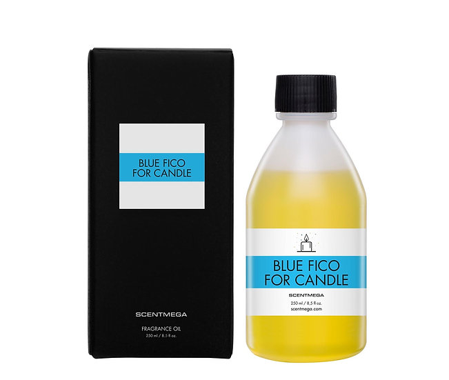 BLUE FICO CANDLE SCENT