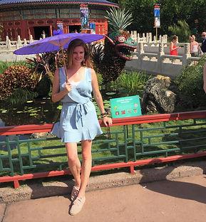 Lydia Florida based sustainable fashion blogger