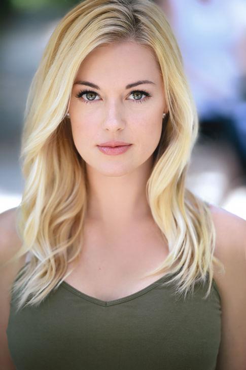 Contact Ashley Blankenship Actress