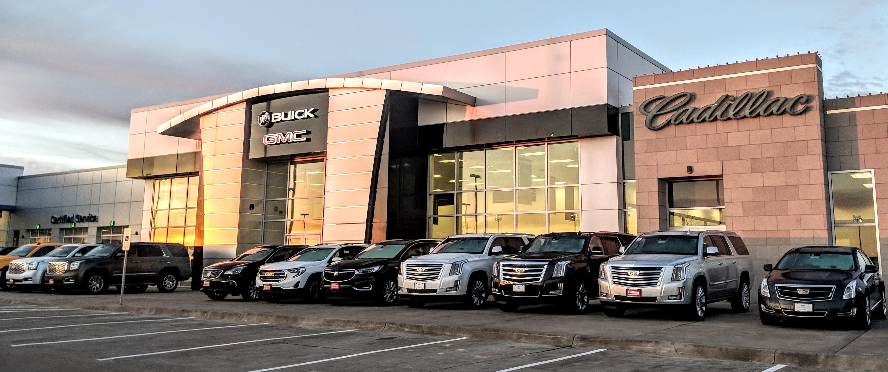 Billion GMC Cadillac - Iowa City