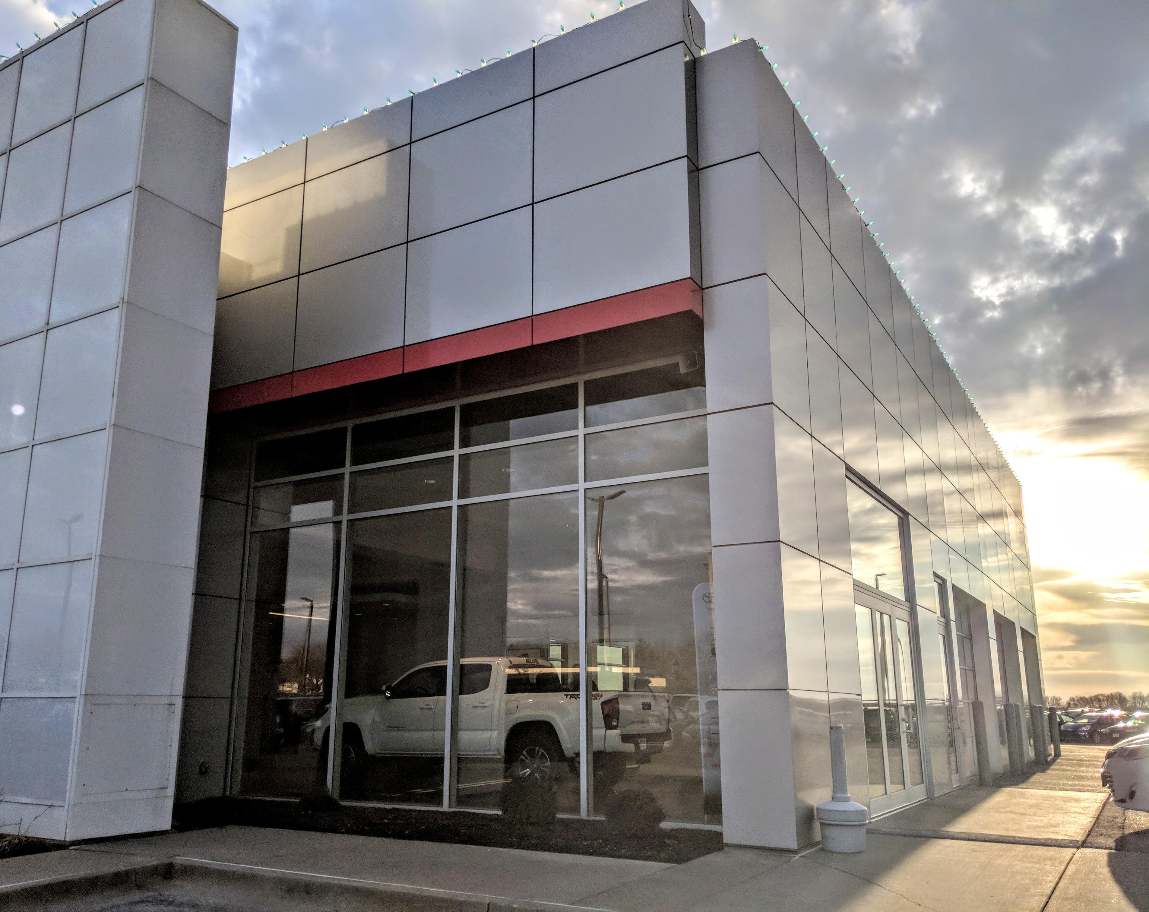 Toyota of Iowa City