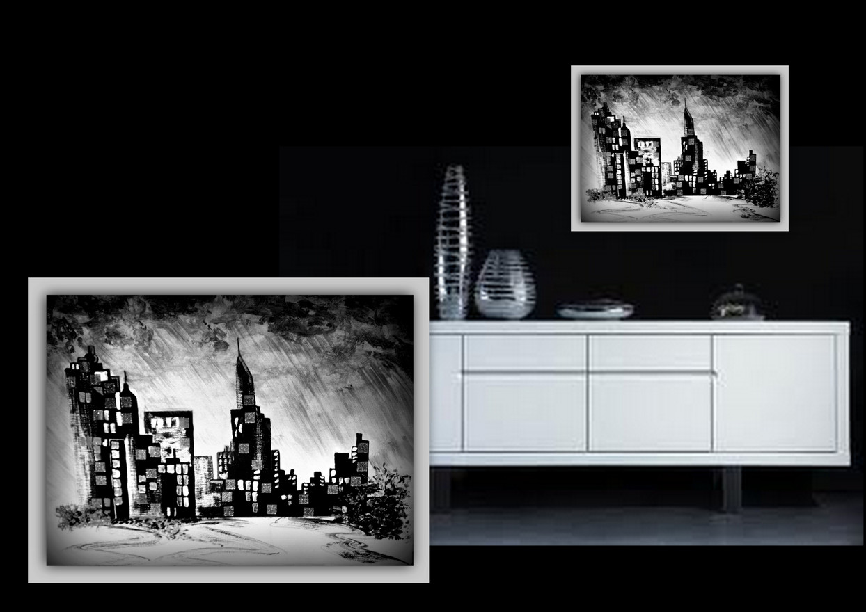 Urbain Noir & Blanc