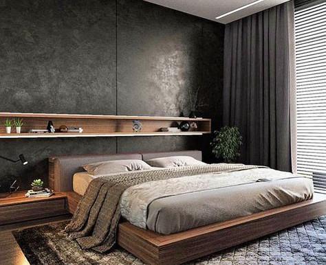 Têtes de lit et alcôves