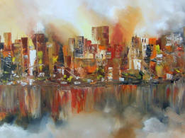 Art abstrait URBAIN